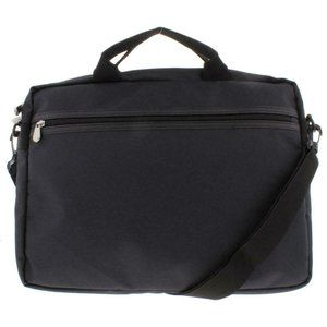 Blankslate By Solo Faux Leather Laptop Bag
